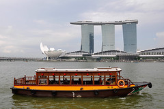 Singapore - Rivertour Boat