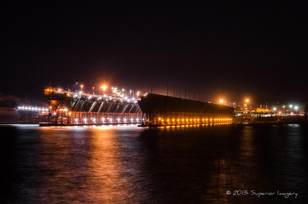 Ore Docks