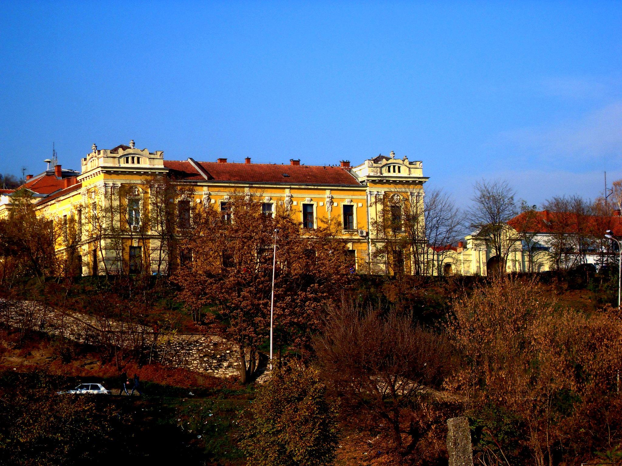 Prokuplje, Skupština opštine Prokuplje, Zgrada, Blog, Blogovanje