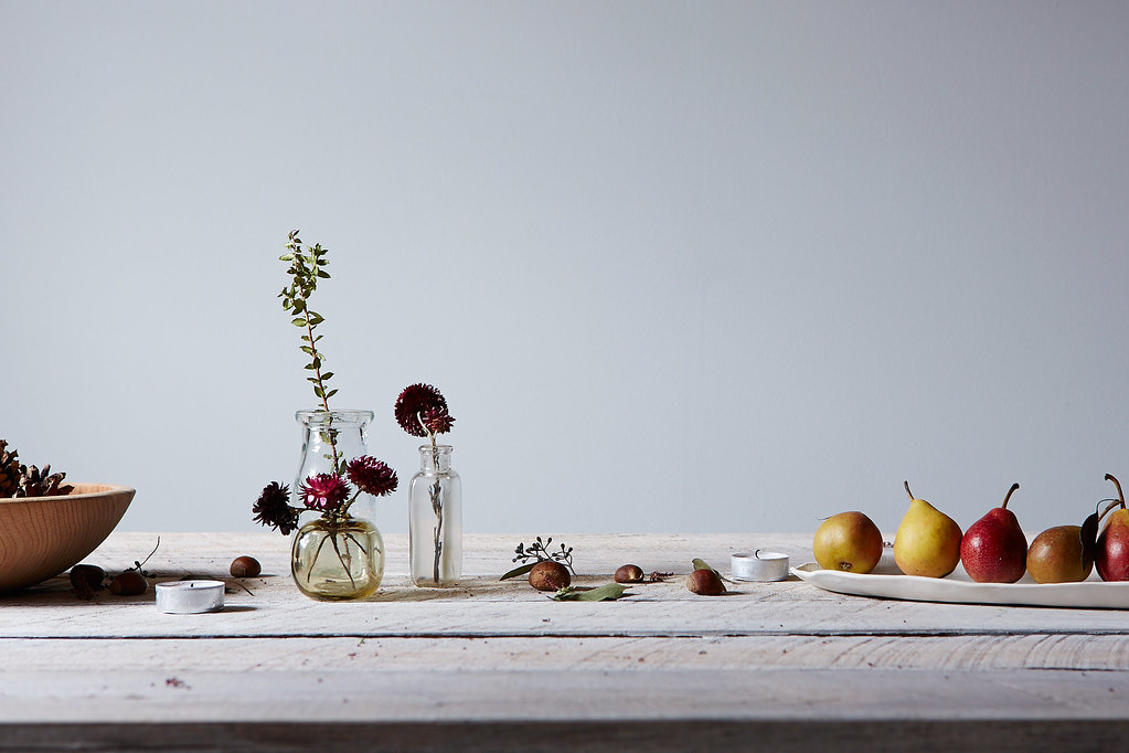 How to Build a Holiday Tablescape on Food52