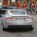 Aston Martin DBS - Paris by Lucille Cottin