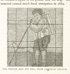 """British Library digitised image from page 996 of """"Old and New London, etc"""""""