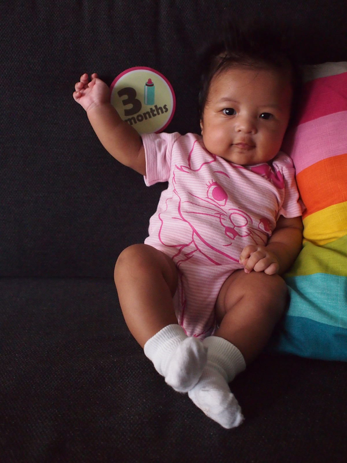 29 Nov 2013 - Zara is 3 months!