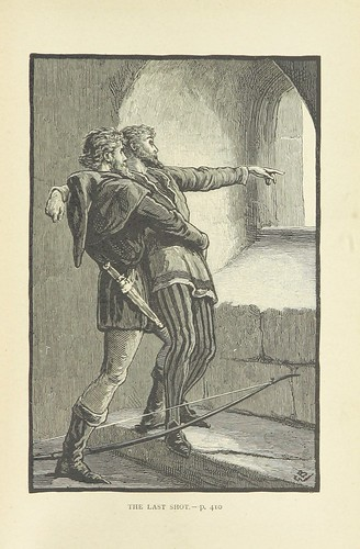 Image taken from page 433 of '[Robin Hood: a collection of poems, songs, and ballads ... Edited by Joseph Ritson.]'
