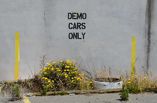 Demo cars only
