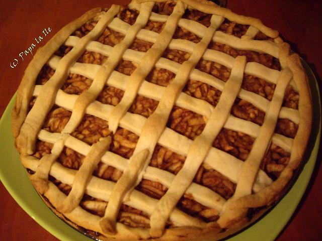 Tarta cu mere (1)