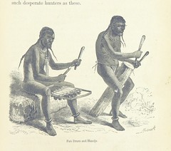 """British Library digitised image from page 137 of """"Explorations and adventures in Equatorial Africa; with accounts of the manners and customs of the people and of the chace of the gorilla, crocodile, leopard, elephant, hippopotamus and other animals. (Seco"""