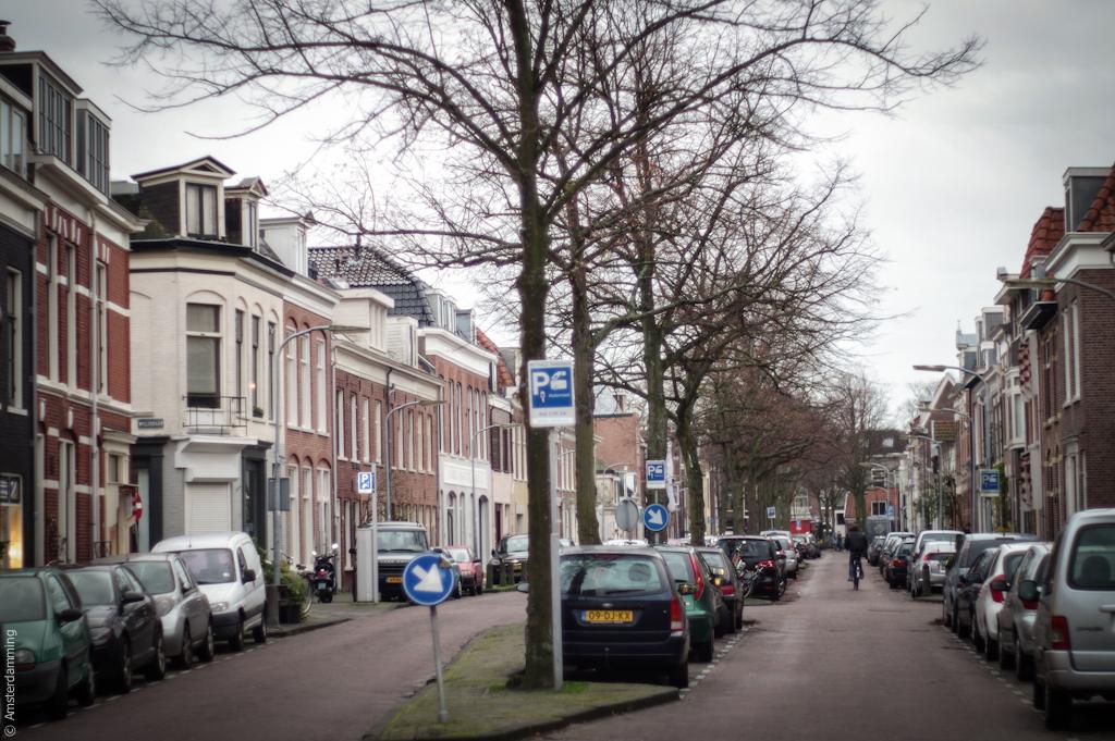 Haarlem, Gedempte Raamgracht