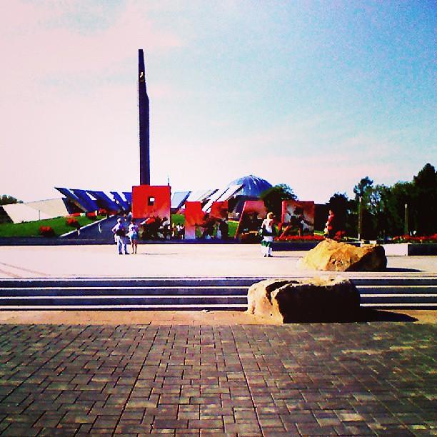 Минск - город-герой