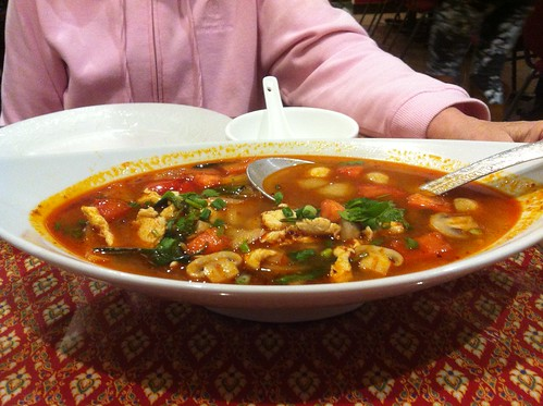 Tom Yum Soup by raise my voice