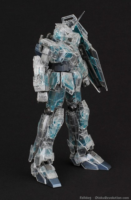 MG Clear Full Armor Unicorn - Snap Fit 21