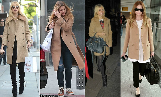 Camel coats: Winter must have coat | FashionCadet