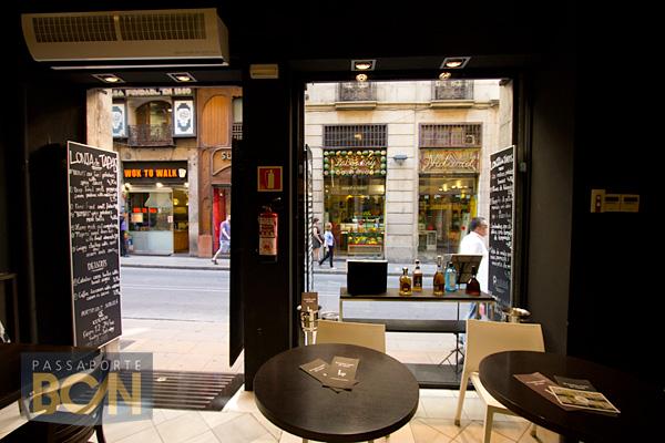Lonja de Tapas, Barcelona