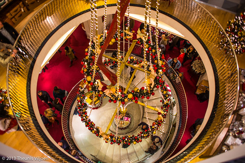 Christmas at Fortnum & Mason - I