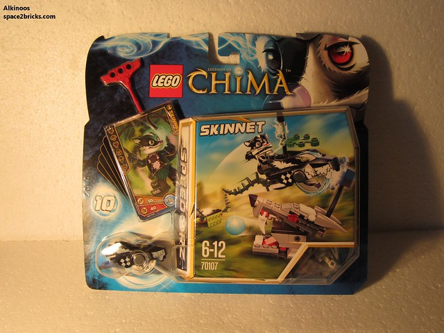 Legends of Chima 70107 p1