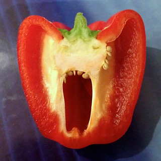 Screaming pepper