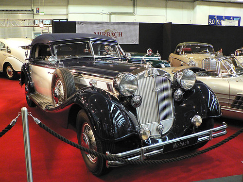 Horch 853A Sport Cabriolet 1939