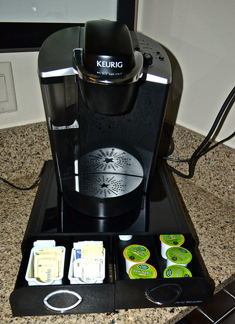 Cypress Gardens Villas and Golf Resort, Orlando Florida - coffee maker