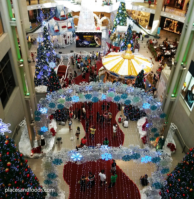 Christmas Decorations Store In Singapore: KL Shopping Malls Christmas Decorations