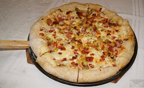 My Kind of Pizza!