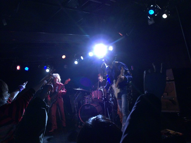 JIMISEN live at Adm, Tokyo, 05 Jan 2014. GR110