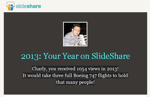 Presentasi Slideshare 2013