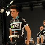 Ploegvoorstelling EFC-Omega Pharma-QuickStep Cycling Team