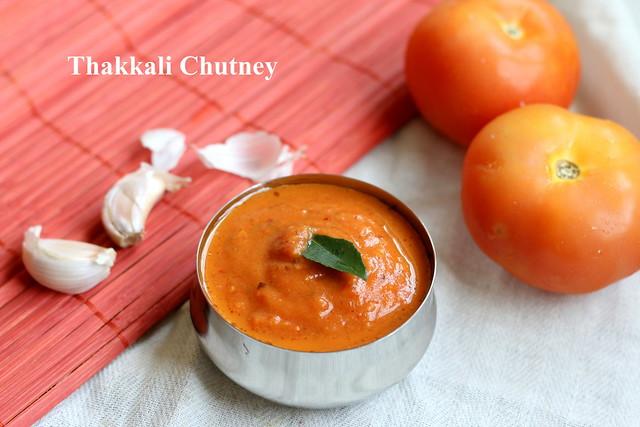 Thakkali chutney