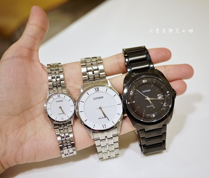 2 星辰 CITIZEN AR0070-51A EG3220-58A 對錶