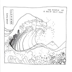 "Courtney Barnett - ""Sea of Split Peas"" Double EP"