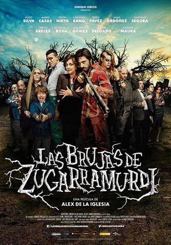 Las Brujas de Zugarramurdi-cartel