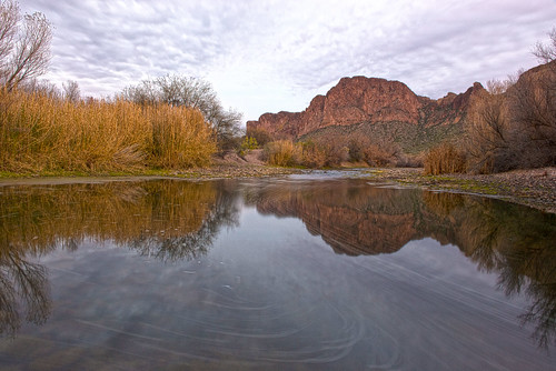 Salt River by Ed Ouimette