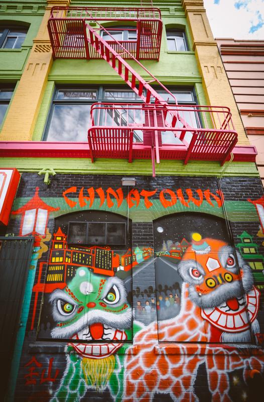 san francisco, chinatown, california,