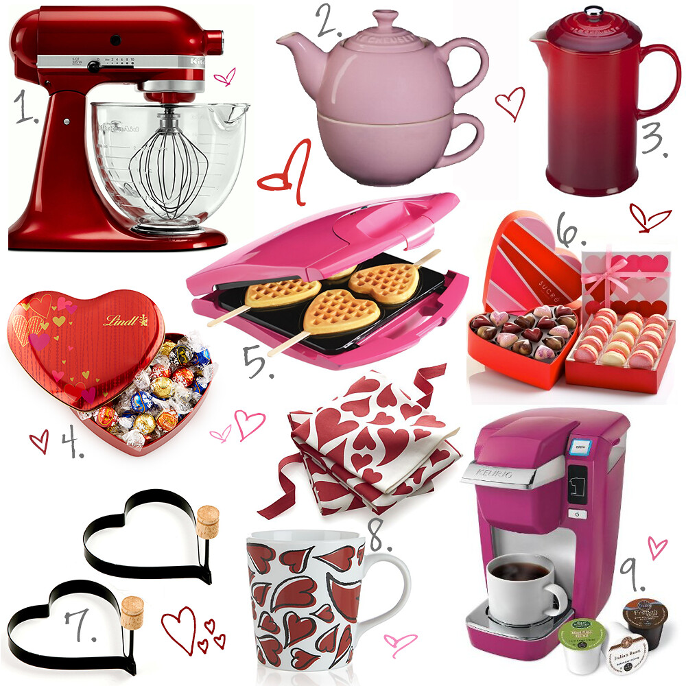 valentine treats and gifts 2014