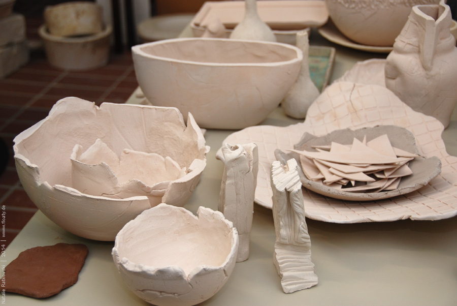 Ceramic course by Barbara Holtmayer