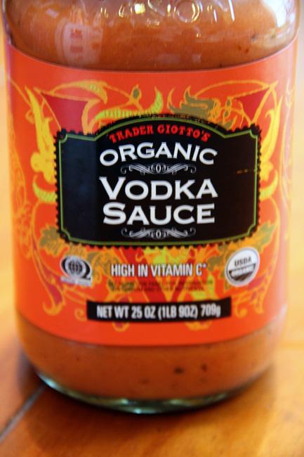 Vodka-Sauce