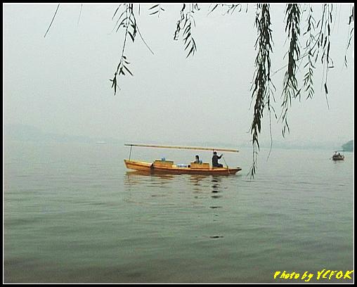 杭州 西湖 (其他景點) - 607 (西湖十景之 柳浪聞鶯 西湖上的小遊船)