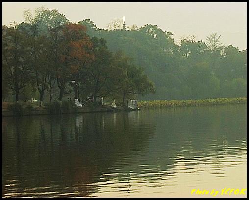 杭州 西湖 (其他景點) - 678 (北山路湖畔 孤山公園內 拍攝婚紗相)