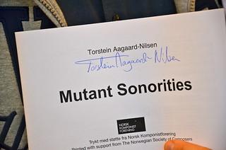 Teststycke i Elitdivisionen: Mutant Sonorities av Torstein Aaagaard Nilsen