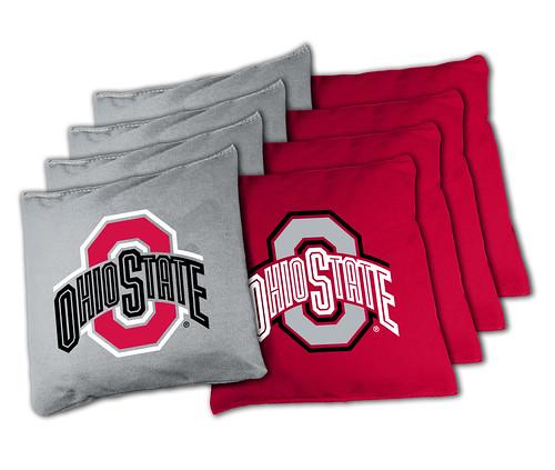 Ohio State Buckeyes Cornhole Bags