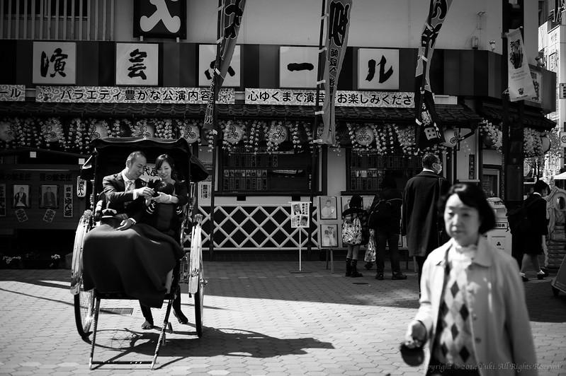 asakusa monochrome #4