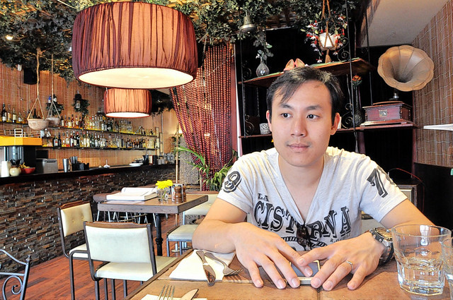 InSitu Cafe Manly: Mr. Choo
