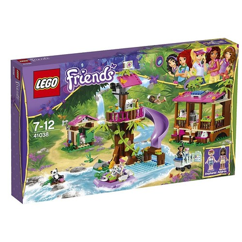 LEGO Friends 41038 Box