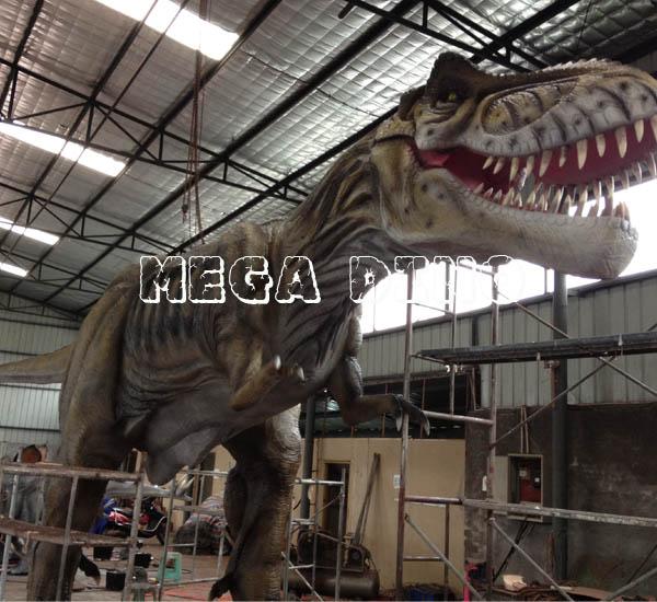 Stock Dinosaur Exhibits