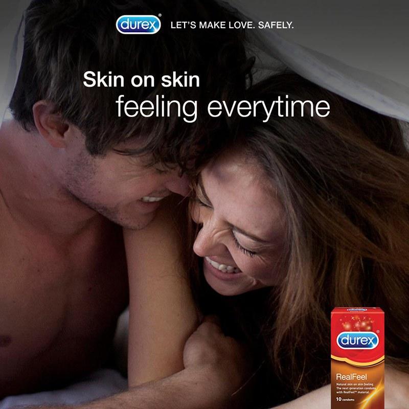 Experience Durex Real Feel - Next Generation Condoms  - Alvinology
