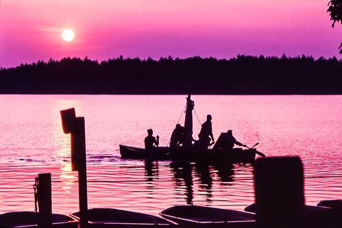 Yawgoog Sunset