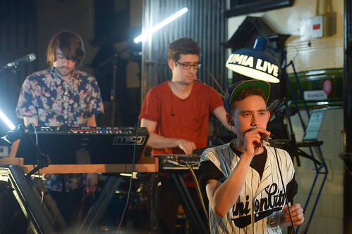 Lumia Live Sessions: Years and Years at Aldwych tube