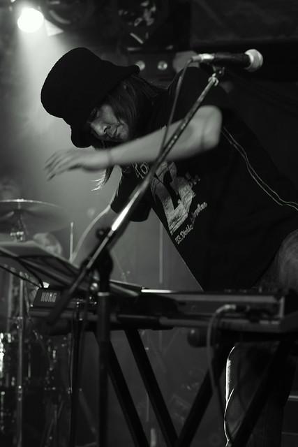 ファズの魔法使い live at Outbreak, Tokyo, 23 May 2014. 077