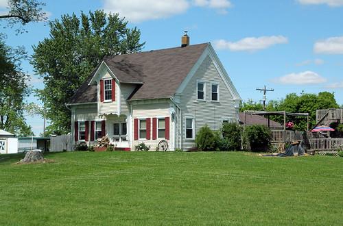 John Lucas House — Lyndon, OH