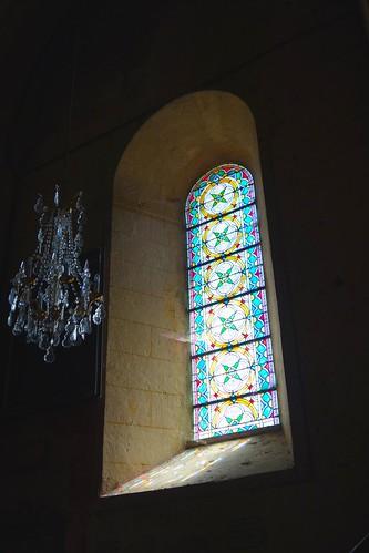 Ansouis church